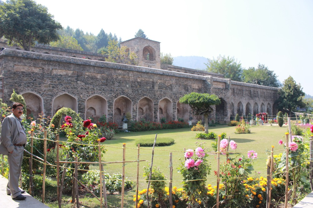 the third level of Pari Mahal or where you enter